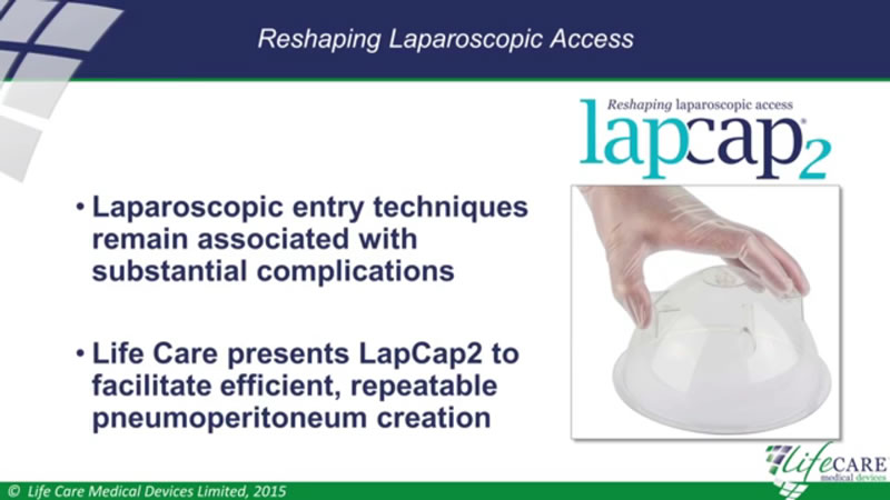 Laparoscopy, LapCap 2, And Beyond