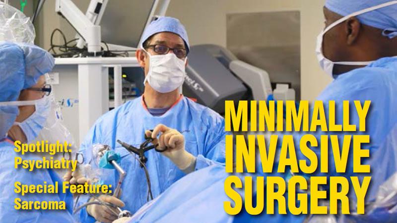 The Origins Of Minimally Invasive Surgery