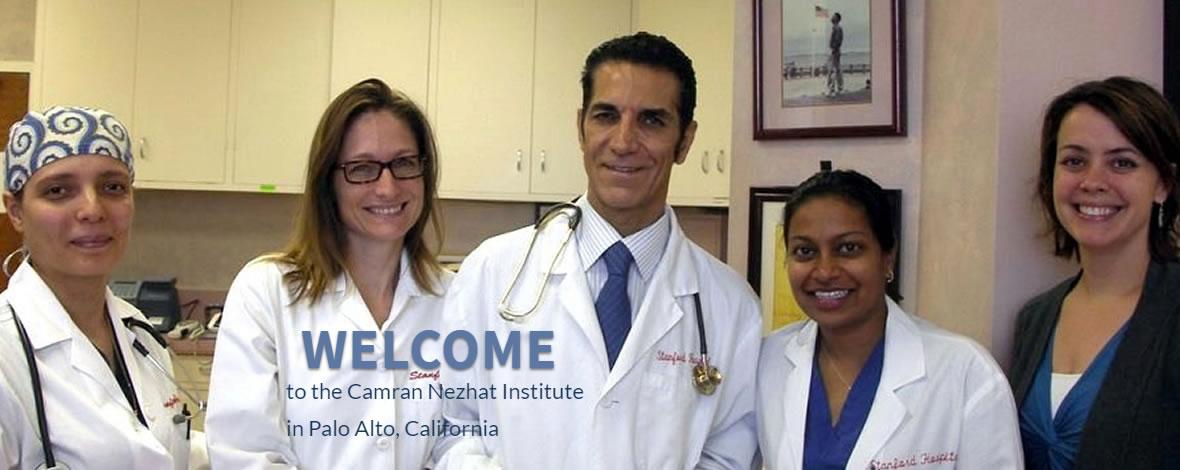 Dr Camran Nezhat Institute - Palo Alto California